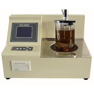 GD-2806I Fully-automatic Asphalt Softening Point Tester