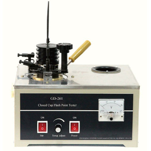 GD-261 Pensky-Martens Closed-Cup Flash Point Tester