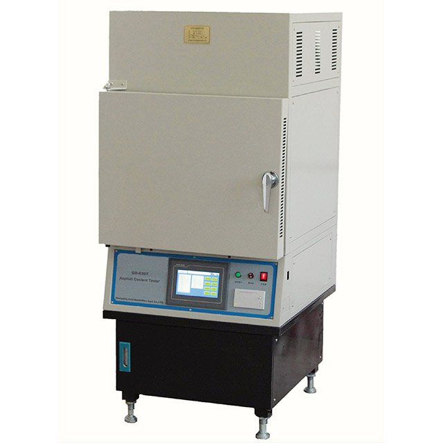 GD-6307 Asphalt Content Ignition Furnace