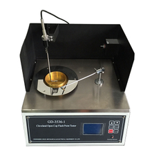 GD-3536-1 Semi-automatic Cleveland Open Cup Flash Point Tester
