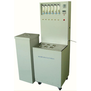 GD-0175 Accelerated Method Distillate Fuel Oils Oxidation Stability Testing Equipment ASTM D2274