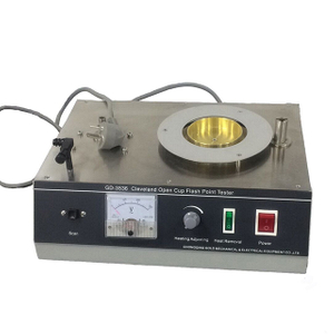 GD-3536 Cleveland Open-Cup Flash Point Tester