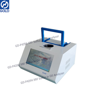 GD-P4294 Portable X-ray Fluorescence Sulfur-in-Oil Analyzer