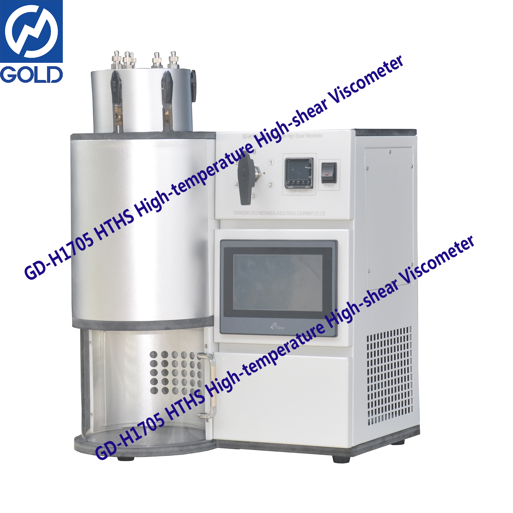 HTHS multicell capillary viscometer (2)