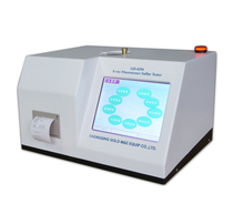 Automatic Rapid and Accurate X-ray Fluorescence Sulfur Analyzer for Fuel Oils